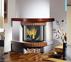 Chimeneas de biomasa - Como disenar una chimenea de lena ...