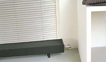 Radiador bajo sistema de aire acondicionado - Emisores termicos carrefour ...