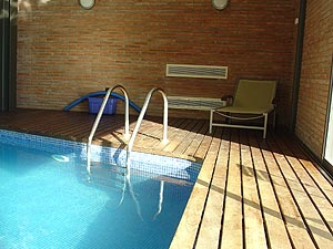 Climatizació de piscines cobertas