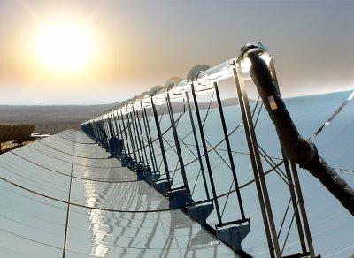 Energ 237 A Solar Termoel 233 Ctrica Con Colectores Cil 237 Ndrico